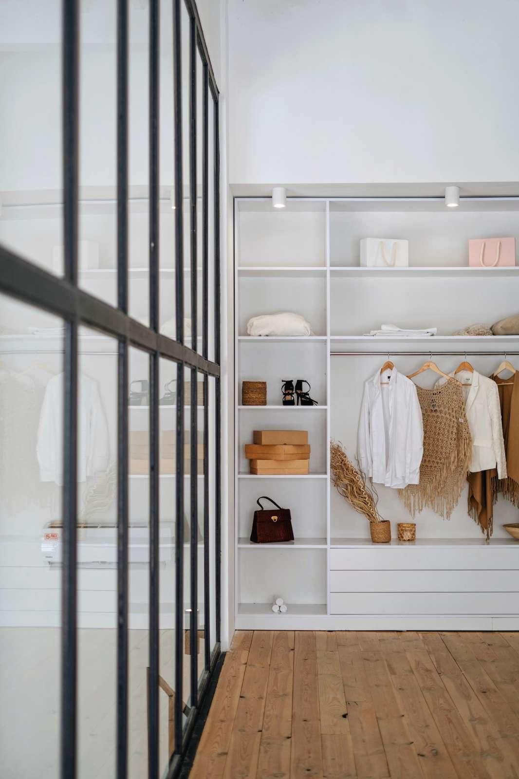 Sognando la cabina armadio
